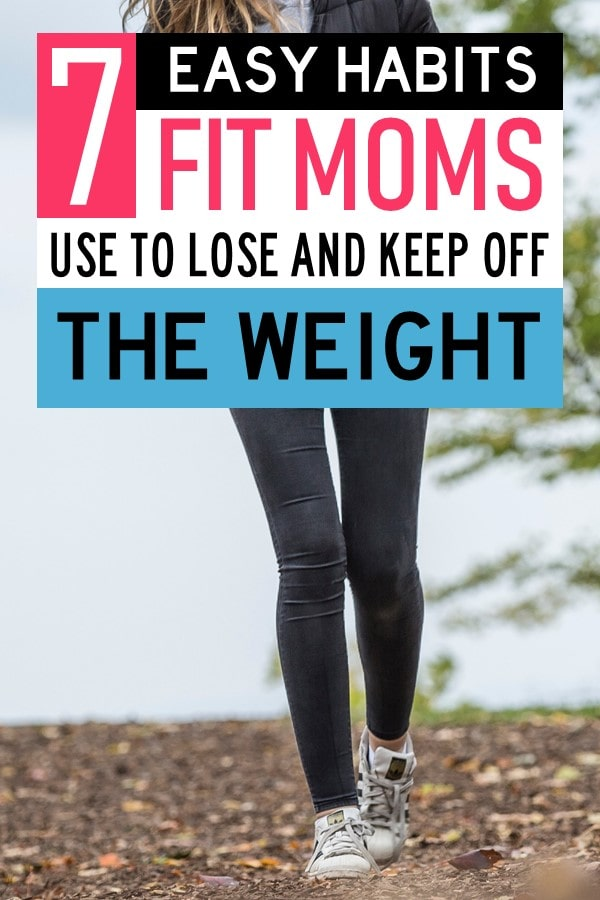 Once I became a mom, I realized staying fit was an entirely new beast. Before motherhood, I really just needed to find the motivation to eat healthy and work out. Now, not only did I need the motivation but also the time and energy. So how do moms stay fit? What are their best weight loss tips? Here are the best ones I have heard. How to lose the baby weight. Lose weight after pregnancy. Get in shape as a busy mom. #motherhood #pregnancy #weightloss