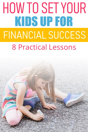 money lessons for kids