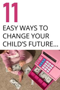 By the time your kid graduates high school, they need to be money savvy. Here are 8 tips to raise financially-savvy children and help set them up to get started on their own. Money tips for children. How to teach kids about money. Budgeting tips for families. How to save for your kid's college. Lessons for kids to teach about money. Teaching kids about money. #parenting #budgeting