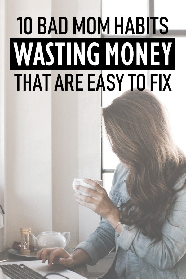 Why waste money when you don't have to? Having extra money can mean going on a vacation or being able to afford piano lessons for your kids. It can also allow you to get out of debt or save up for big expenses later on, like college. How you decide to spend the money you save is up to you, but knowing how to save it can be tricky. How to save money as a mom. Budgeting hacks. Save money on groceries. Budgeting ideas. #savemoney #motherhood #financetips #momhacks