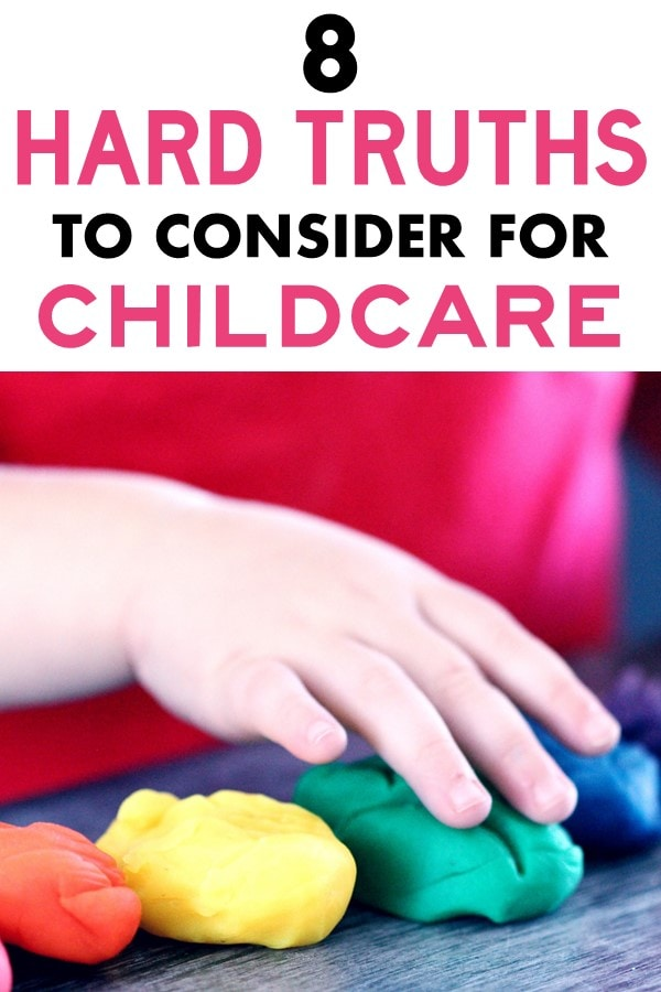 Deciding on care for your child is a very big decision. The stakes are high since there is no way for your baby to tell you what is going on. It is also a huge decision because your caregiver will shape your child's development. There are endless pros and cons to staying at home vs. daycare vs. nanny. After going through the process myself, we decided on a mix of daycare and staying at home. Here are all the reasons I would pick a daycare over a nanny any day. #parenting #childcare #motherhood