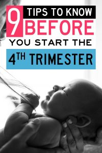 All the advice and tips you need to survive your 4th trimester and bringing home a newborn baby. Advice on breastfeeding, baby sleep, visitor policies, and relationships after having a baby. Advice on postpartum depression and postpartum anxiety. Tips on how to get out of the how with baby. New baby tips. #newmom #maternity #postpartum #motherhood #newborn #4thTrimester