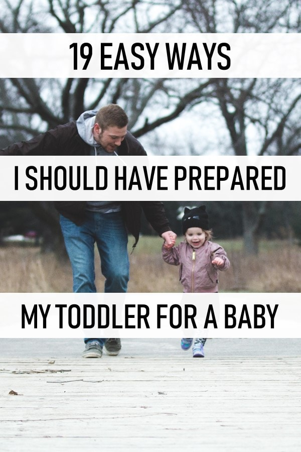 When your second baby arrives, the hardest part will be your older child. You already know how to care for a newborn. What you don't know is how to care for a toddler (or older kid) who is being dethroned and needs to find their new family role. Here are all the tips I've learned on how to prepare a toddler for a new baby. Prepare toddler for new sibling. #parenting #motherhood #maternity #babies #family