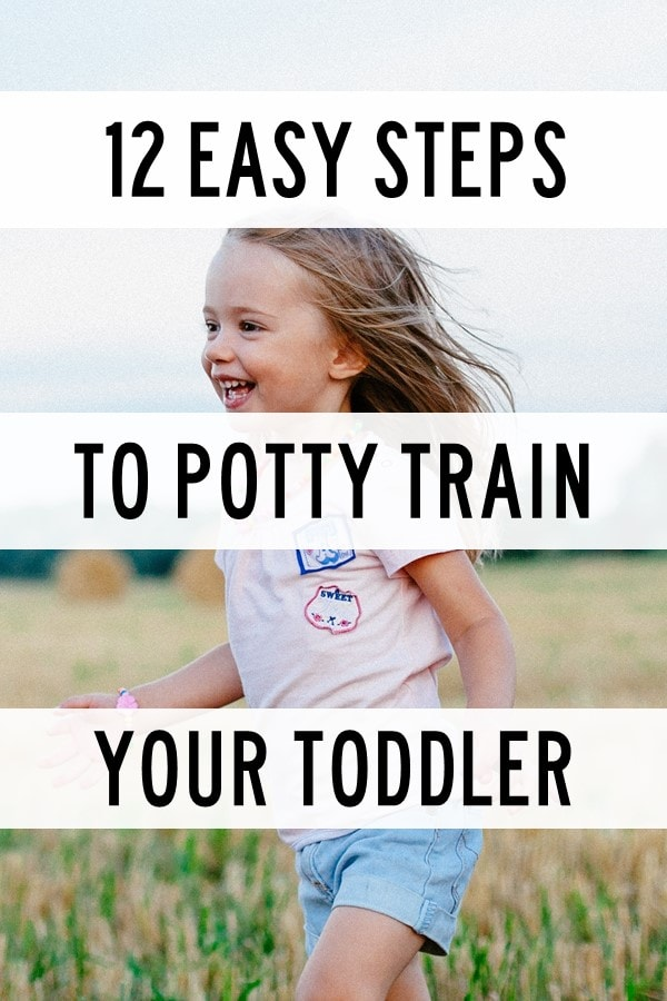 "The only advice I got about potty training was to read the book ""Oh Crap"". I didn't read the book… oh crap. Here are my 12 tips to potty train your toddler. Advice on night potty training, and the easiest method to teach your child how to use the potty."
