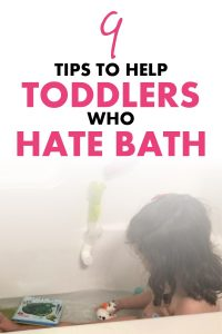 My toddler hated bath. She would scream and fight. In fact, she hated all types of water play. She was the kid who would cry when she got splashed or wet. It wasn't until I learned about desensitizing and teaching positive associations that my world literally changed. I went from having a kid who would run and hide at the mention of bath to one that wouldn't get out of the bath and likes to put her face in the water.